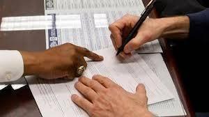Applying for Refinance