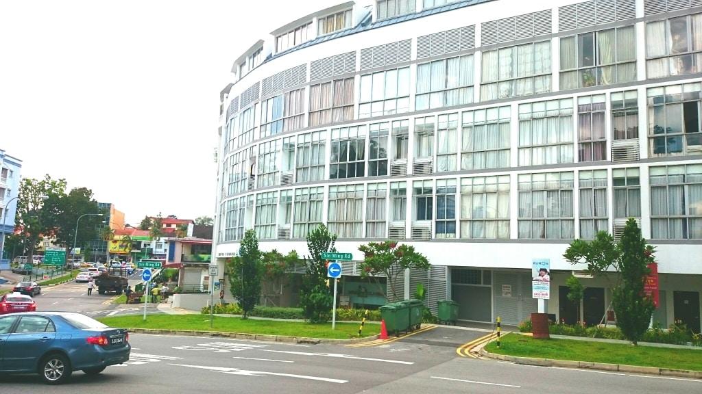Thomson V Two, Location of SG Cash N Cars