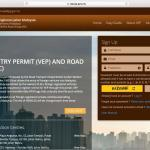 JPJ VEP Registration Home Page
