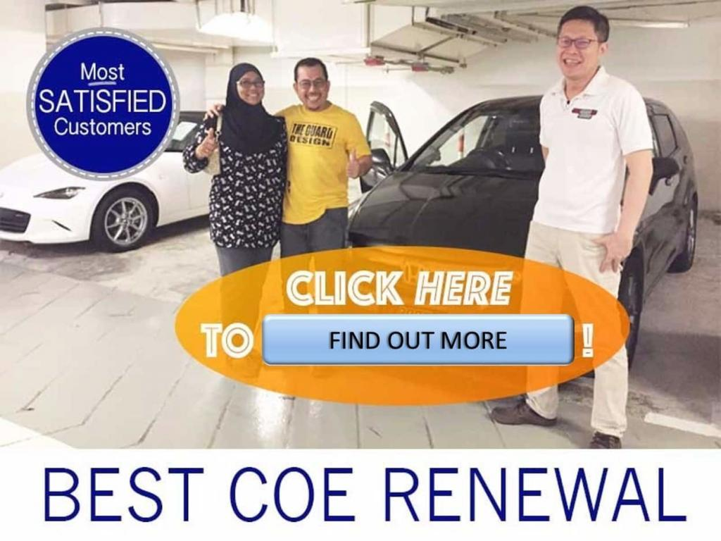 Best COE Renewal Click Button