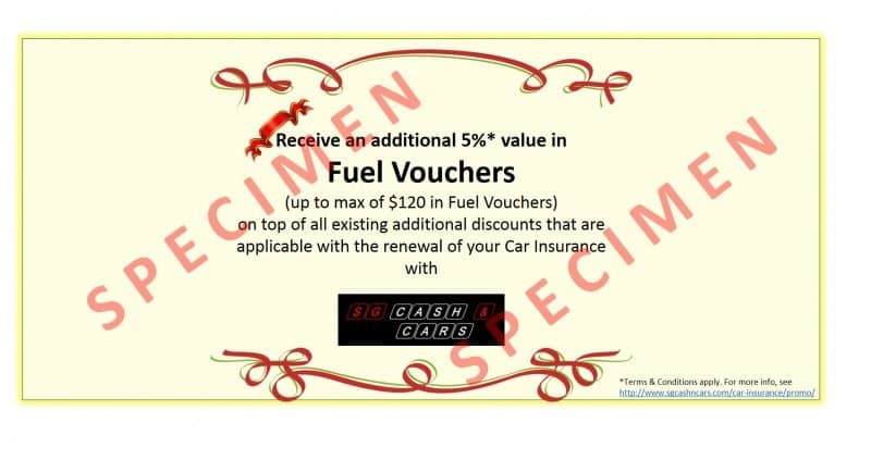 Contact us to receive the valid voucher for your fuel voucher redemption.